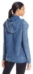 One Teaspoon Edgy Rocker Denim Womens Jean Jacket