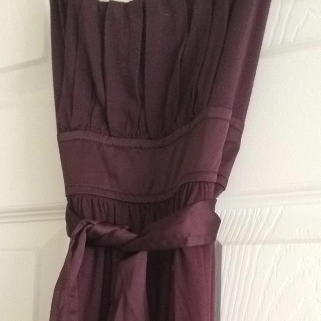 American Eagle Outfitters short dress eggplant on Tradesy