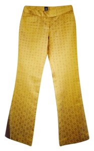 Tommy Hilfiger Straight Pants Gold