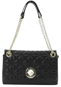 Kate Spade Quilted Leather Chain Convertible Shoulder Bag