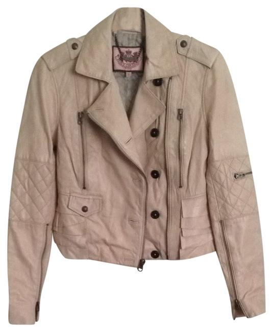 Juicy Couture Cream Jacket