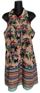 Dream Daily short dress Summer Fun Parrot Bird on Tradesy