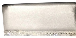Stuart Weitzman Light Grey Clutch