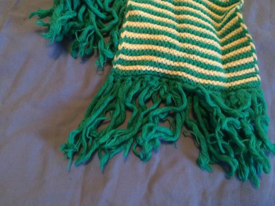 Abercrombie & Fitch A & F Knit Fringe Scarf Image 2