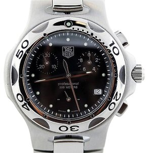 TAG Heuer Tag Heuer Kirium CL1212 Midsize Chronograph Unisex Watch