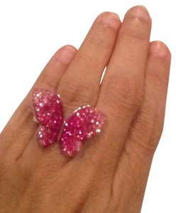 Dillard's Butterfly Ring Ring