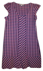 Paul & Joe short dress Pink / Purple / Blue on Tradesy