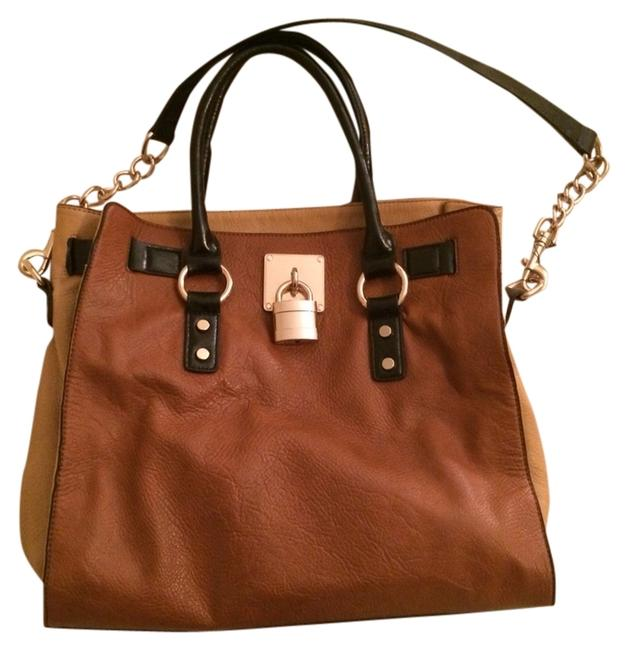 Item - Black/Brown/Tan Hobo Bag