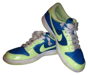 Nike Dunks Low-tops Green Spring green, turquoise Athletic