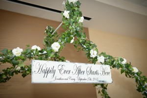 Green Reserved 4 Peacock- 17 Garlands Canopy/Chuppah