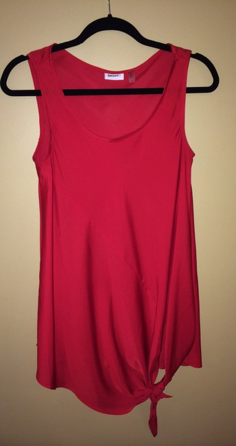 DKNY Top Red Image 2