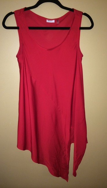 DKNY Top Red Image 3