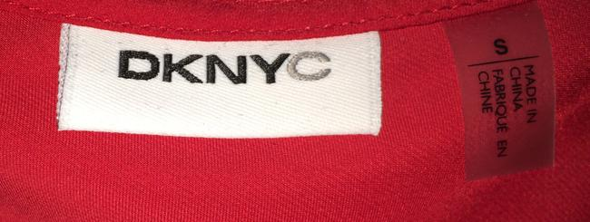 DKNY Top Red Image 5