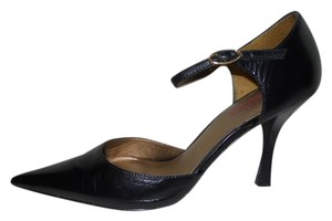 Charles by Charles David Leather black Pumps