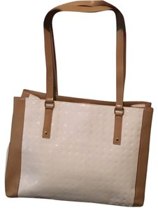 Arcadia Tote in White