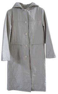 Other Hodded Light Weighted Trench Coat