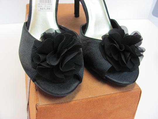 Fioni Size 9.50 M New Excellent Condition Black Formal Image 2