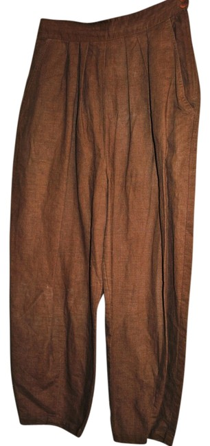 Preload https://item2.tradesy.com/images/limited-too-52linen-40-cotton-baggy-pants-815856-0-0.jpg?width=400&height=650