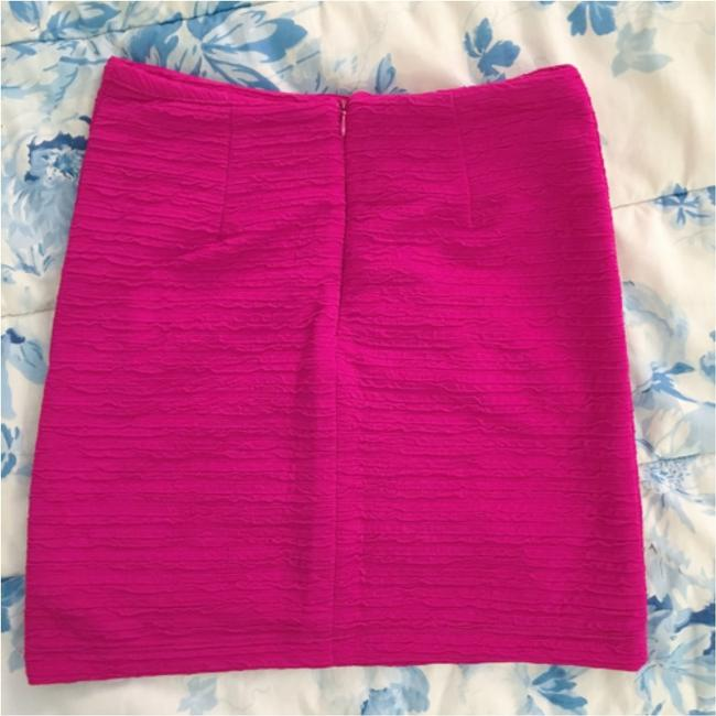 Forever 21 Mini Skirt Pink Image 1