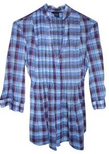 Moda International Babydoll Blouse Tunic