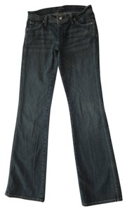 James Jeans Pants Flare Leg Jeans-Dark Rinse
