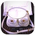 Marc by Marc Jacobs Satchel in Light Vanilla Image 0