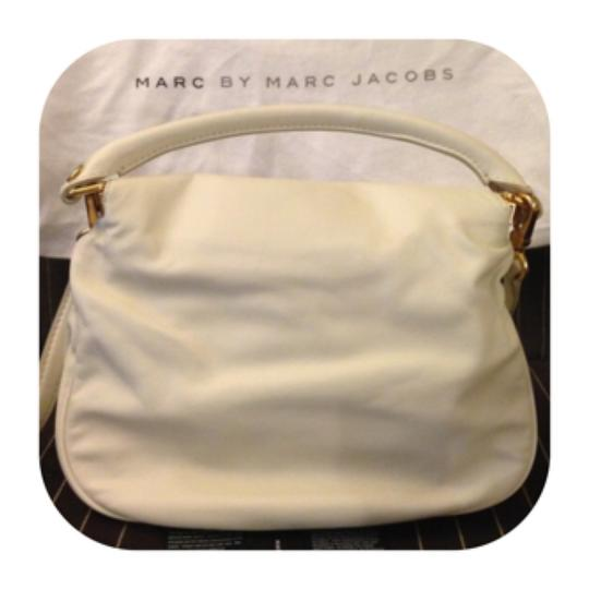 Marc by Marc Jacobs Satchel in Light Vanilla Image 2