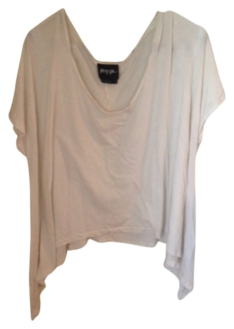 Nasty Gal T Shirt Cream