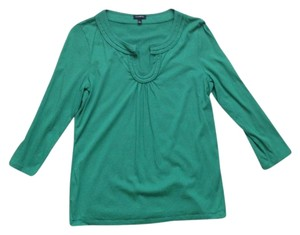 Talbots T Shirt Green