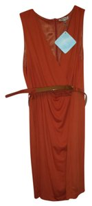 Mary L Couture Belt Dress