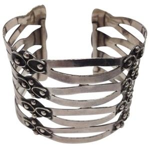 Other CUFF BRACELET STERLING SILVER