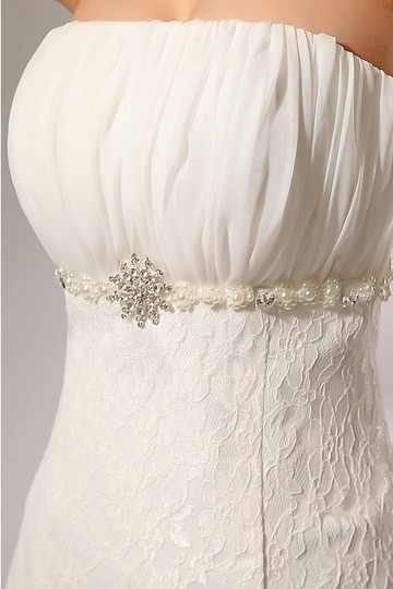 Vintage Mermaid Laced Wedding Gown Wedding Dress