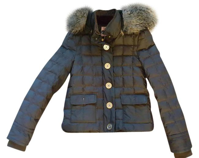 Preload https://item1.tradesy.com/images/juicy-couture-black-quilted-down-filled-jacket-with-detachable-hood-puffyski-coat-size-petite-2-xs-817510-0-2.jpg?width=400&height=650