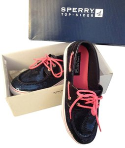 Sperry Navy Blue Athletic