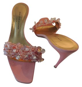 Jean-Louis Scherrer Candy Pink Sandals