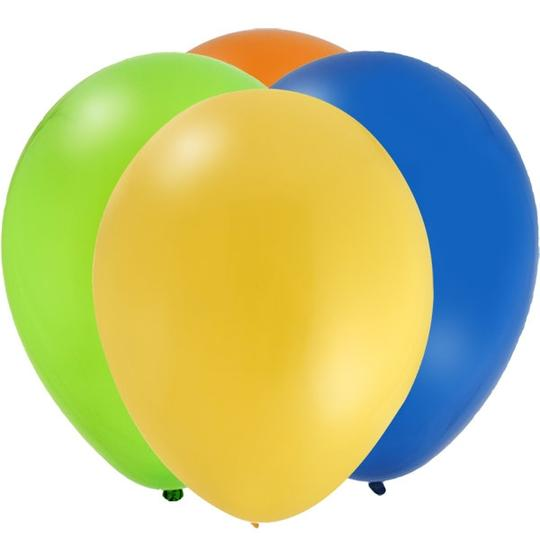 """Yellow 24 Pcs - 12"""" Birthday Party Decor Latex Balloons Ceremony Table Top Arch Centerpiece"""