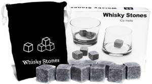 50 Boxes - 450 Pieces Whiskey Stone Wine Hard Liquor Whisky Ice Cube Cold Serving Drinks Flavor Gift Wedding Birthday