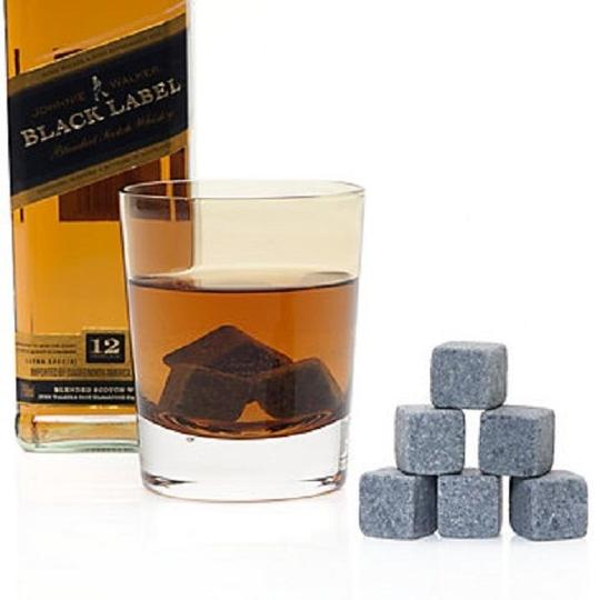 Grey 50 Boxes - 450 Pieces Whiskey Stone Wine Hard Liquor Whisky Ice Cube Cold Serving Drinks Flavor Gift Wedding Birthday Image 3