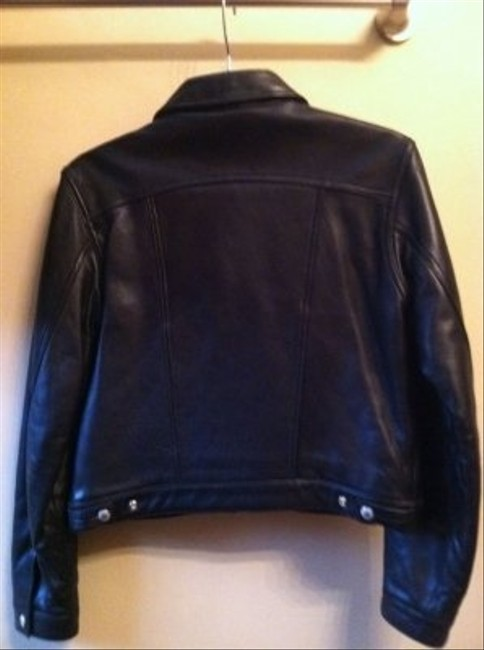 Lucky Brand Vintage Quilted Lining For Those Chilly Winter Mo Leather Jacket