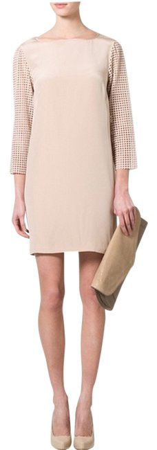 Preload https://item2.tradesy.com/images/tibi-nude-labyrinth-above-knee-workoffice-dress-size-6-s-818701-0-0.jpg?width=400&height=650