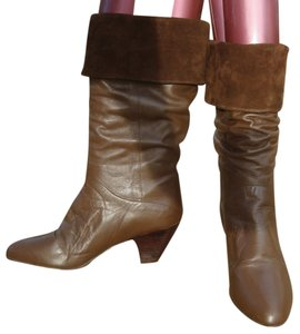 Apostrophe Brown Boots