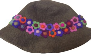 Felt wool handmade hats excellent for the spa sauna banya steam room