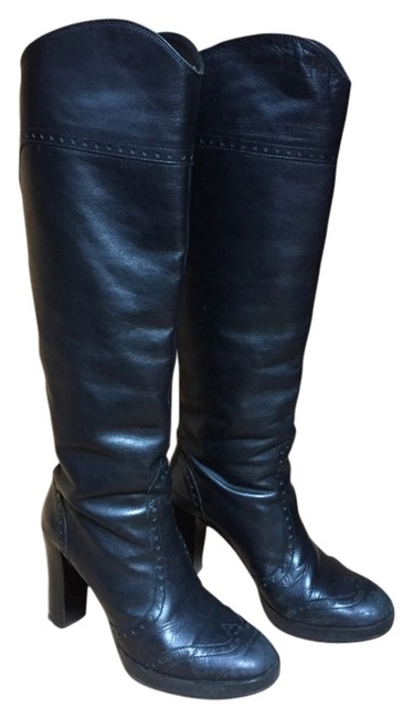 Item - Black Boots/Booties Size US 7