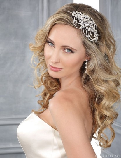 Silver Side Headband Style Hair Accessory Image 0