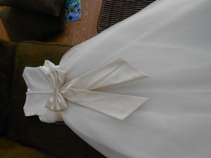 Flower Girl Dress 3 Different Bows