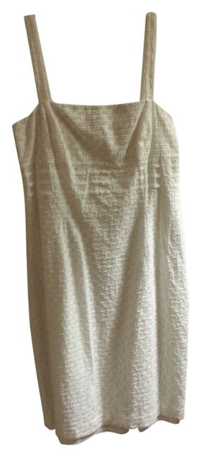 Ann Taylor short dress White on Tradesy