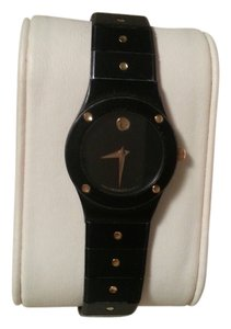 Movado Swiss Movado Quartz Round ladies Watch
