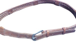 Other Italian handmade leather belt