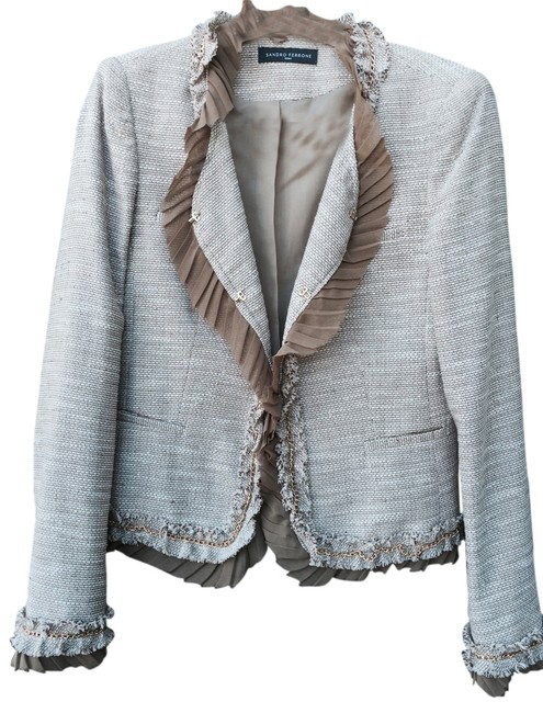 Preload https://img-static.tradesy.com/item/8192959/wheat-and-off-white-color-tweed-with-gold-lurex-threads-thoughout-jacket-size-10-m-0-1-650-650.jpg