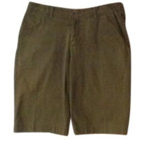 John Paul Richard Bermuda Shorts Weathered Brown